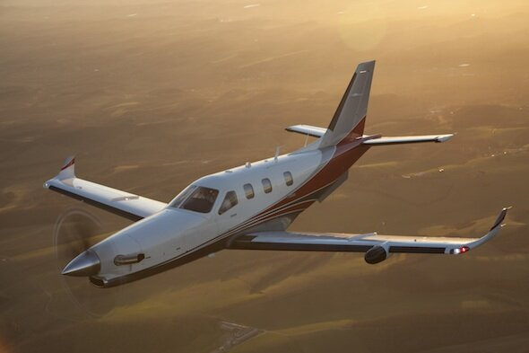 Daher Upgrades the TBM 900