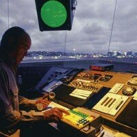 A Life in the Day of an Air Traffic Controller