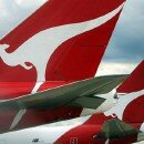 GOLD COAST AIRPORT WELCOMES QANTAS FIRST FLIGHT