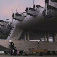 World's Largest Aircraft: Giant Russian K-7 Flying Fortress