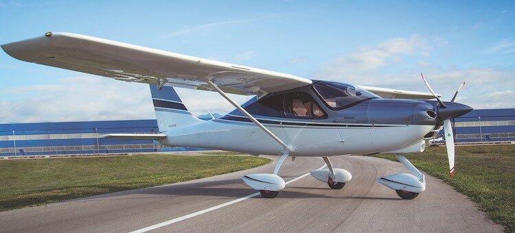 Flight Files: Tecnam P2008